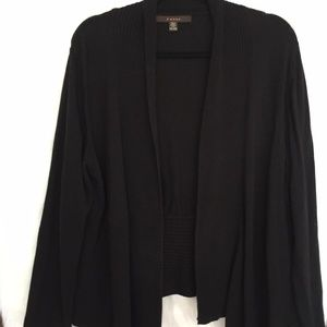 Fever Black Long sleeve Cardigan Sz. XXL
